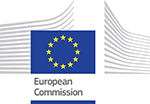 Logo for European Commission